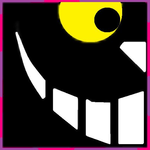 チェシャ男ロゴ